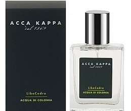 Parfumuri și produse cosmetice Acca Kappa Cedro - Apă de colonie