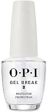 Parfumuri și produse cosmetice Fixator pentru unghii - O.P.I Gel Break Protector Top Coat