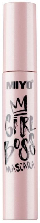 Rimel de ochi - Miyo Girl Boss Mascara — Imagine N2