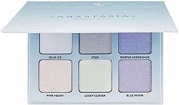 Parfumuri și produse cosmetice Set din 6 highlighter - Anastasia Beverly Hills Glow Kit Highlighter