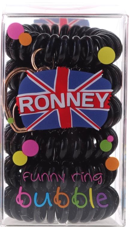 Set elastice de păr - Ronney Professional Funny Ring Bubble 16 — Imagine N1