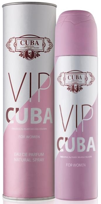 Cuba VIP Cuba - Apă de parfum — Imagine N1