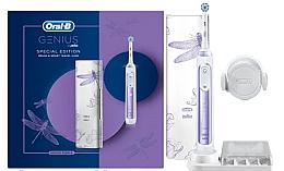 Parfumuri și produse cosmetice Periuță electrică de dinți - Oral B Genius 10000N Special Edition Orchid Purple