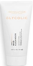 Parfumuri și produse cosmetice Loțiune de curățat fața - Revolution Skincare Glycolic Acid AHA Glow Mud Cleanser