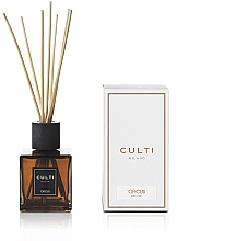 Parfumuri și produse cosmetice Difuzor de aromă - Culti Milano Decor Classic Tessuto