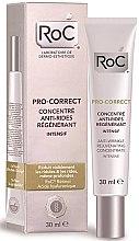 Parfumuri și produse cosmetice Concentrat cu efect de întinerire pentru față - RoC Pro-Correct Anti-Wrinkle Rejuvenating Concentrate Intensive