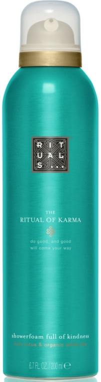 Gel de duș - Rituals The Ritual of Karma Foaming Shower Gel