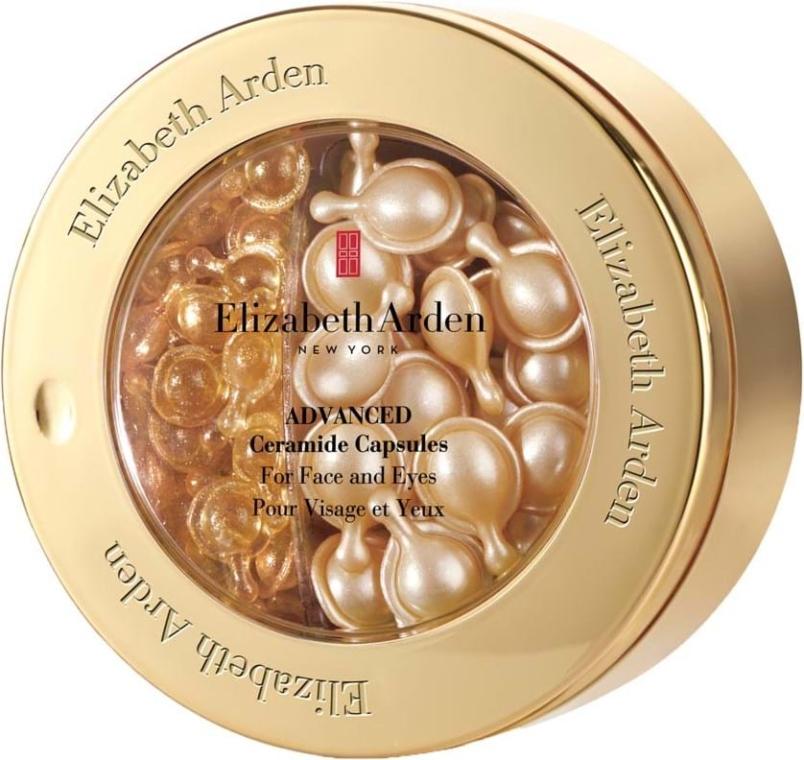 Set de capsule - Elizabeth Arden Special Value Advanced Ceramide Capsules (ser/30x14ml+eye/ser/30x14ml) — Imagine N2