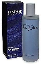 Parfumuri și produse cosmetice Byblos Leather Sensation - Apă de toaletă