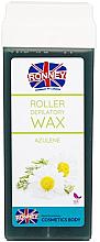"""Parfumuri și produse cosmetice Ceară pentru depilare în cartuș """"Azulen"""" - Ronney Professional Wax Cartridge Azulene"""