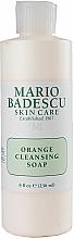 """Parfumuri și produse cosmetice Săpun """"Portocală"""" - Mario Badescu Orange Cleansing Soap"""