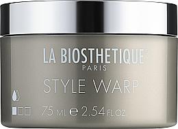 Parfumuri și produse cosmetice Ceară cu sclipici cu fixare puternică - La Biosthetique Style Warp