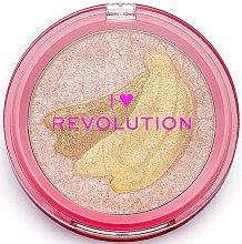 Parfumuri și produse cosmetice Iluminator - I Heart Revolution Fruity Highlighter Banana