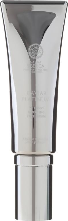 Ser intensiv cu efect anti-rid - Natura Siberica Caviar Platinum — Imagine N2