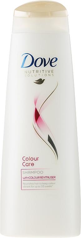 """Șampon de păr """"Protecția culorii"""" - Dove Colour Care Shampoo — Imagine N3"""