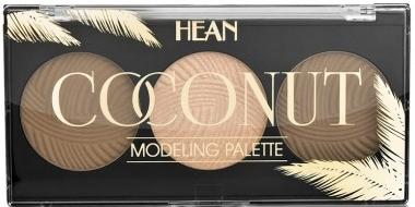 Paletă pentru machiaj - Hean Coconut Palette