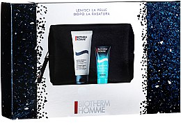 Set - Biotherm Homme (gel/shm/40ml + foam/100ml + bag) — Imagine N1