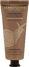 Parfumuri și produse cosmetice Cremă de mâini - Dermofuture Moisturizing Hand Cream