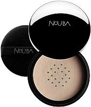 Parfumuri și produse cosmetice Pudră fixatoare - NoUBA Nuvola