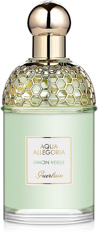 Guerlain Aqua Allegoria Limon Verde - Apă de toaletă — Imagine N1