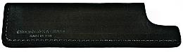 Parfumuri și produse cosmetice Husă pentru pieptene, neagră - Chicago Comb Co Case Medium