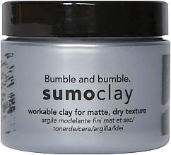 Parfumuri și produse cosmetice Argilă pentru păr - Bumble And Bumble SumoClay