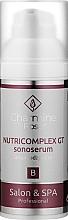 Parfumuri și produse cosmetice Ser nutritiv pentru față - Charmine Rose Nutricomplex GT