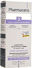 Cremă calmantă și regenerantă pentru față și corp - Pharmaceris X XRay-Liposubtilium Sooting and Regenerating Cream For Face and Body — Imagine N3
