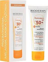 Parfumuri și produse cosmetice Crema de protecție solară - Bioderma Photoderm M SPF 50+