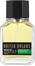 Parfumuri și produse cosmetice Benetton United Dreams Dream Big For Men - Apă de toaletă