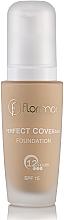 Parfumuri și produse cosmetice Fond de ten - Flormar Perfect Coverage Foundation