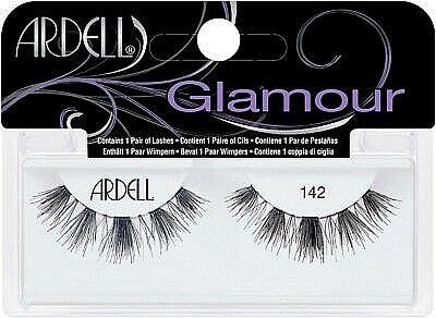 Gene false 142 Black - Ardell Glamour Lashes — Imagine N1
