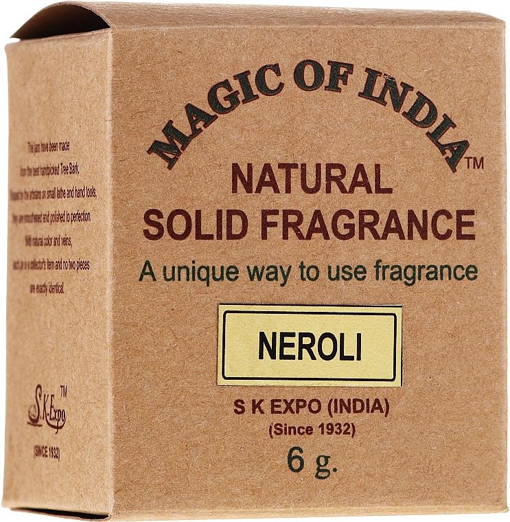 "Cremă-parfum natural ""Neroli"" - Shamasa — Imagine N1"