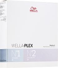 Parfumuri și produse cosmetice Set - Wella Professionals Wellaplex Travel Kit (elixir/100ml + elixir/2x100ml)