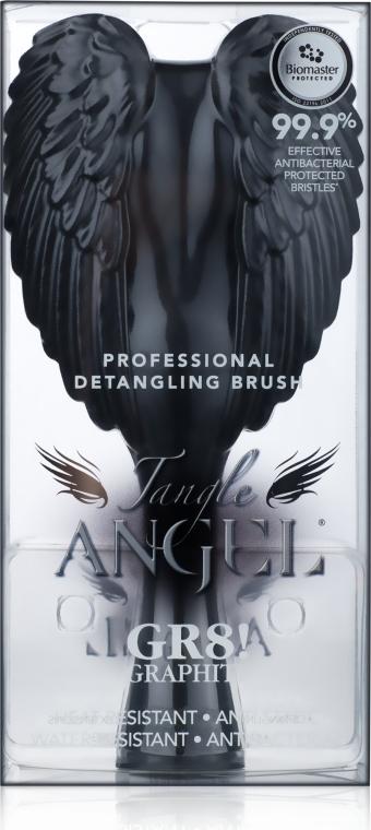Perie de păr - Tangle Angel Brush Black — Imagine N3