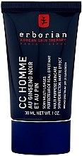 Parfumuri și produse cosmetice Cremă CC pentru bărbați - Erborian CC Homme Multi-Purpose Skincare