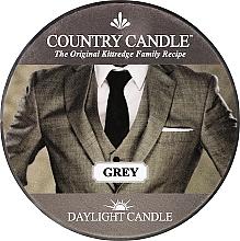 Parfumuri și produse cosmetice Lumânare de ceai - Country Candle Grey Daylight