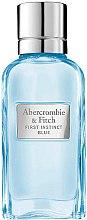 Parfumuri și produse cosmetice Abercrombie & Fitch First Instinct Blue Women - Apă de parfum (Tester fără capac)