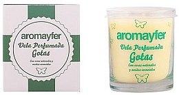 Parfumuri și produse cosmetice Lumânare aromatică - Mayfer Perfumes Aromayfer Scented Candle