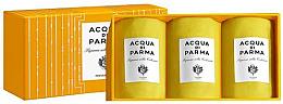 Parfumuri și produse cosmetice Acqua di Parma Colonia - Set (soap/3x100g)