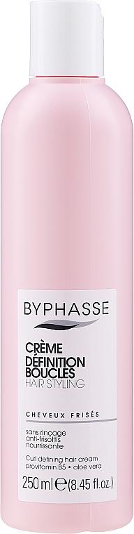 Cremă pentru păr ondulat - Byphasse Activ