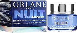 Parfumuri și produse cosmetice Cremă de noapte antirid - Orlane Extreme Anti-Wrinkle Regenerating Night Care