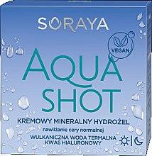 Parfumuri și produse cosmetice Hidrogel mineral pentru ten normal - Soraya Aquashot