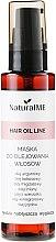 Parfumuri și produse cosmetice Mască-spray pentru păr deteriorat - NaturalME Hair Oil Line