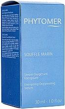 Ser oxigenant - Phytomer Souffle Marin Energizing Oxygenating Serum — Imagine N1