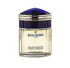 Boucheron for men - Apă de toaletă (tester fără capac) — Imagine N1
