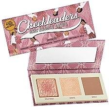 Parfumuri și produse cosmetice Paletă pentru conturarea feței - Benefit Cheekleaders Mini Bronze Squad