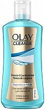 Parfumuri și produse cosmetice Tonic demachiant pentru toate tipurile de piele - Olay Cleanse Tonic Freshness & Brightness