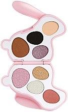 Parfumuri și produse cosmetice Paletă de farduri de ochi - I Heart Revolution Bunny Blossom Palette
