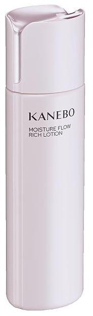 Loțiune hidratantă pentru față - Kanebo Moisture Flow Rich Lotion — Imagine N1